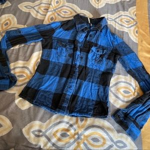Blue Flannel💙